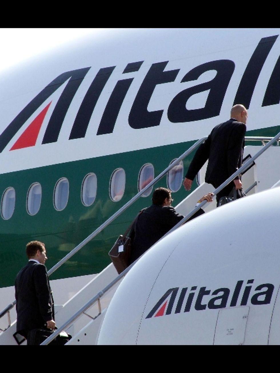 Alitalia rilancia con Etihad