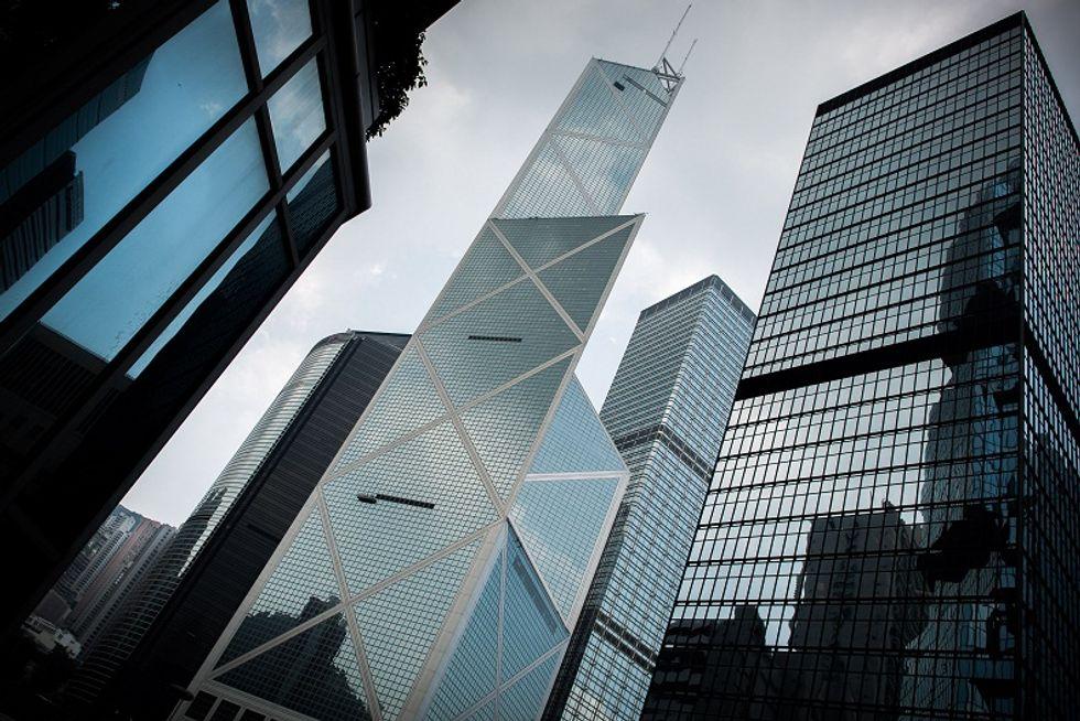 Banche cinesi in fuga dalla City