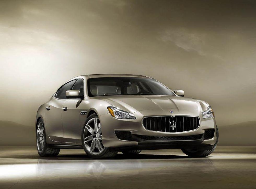 Ecco la Maserati Quattroporte, parte la sfida Fiat ai tedeschi
