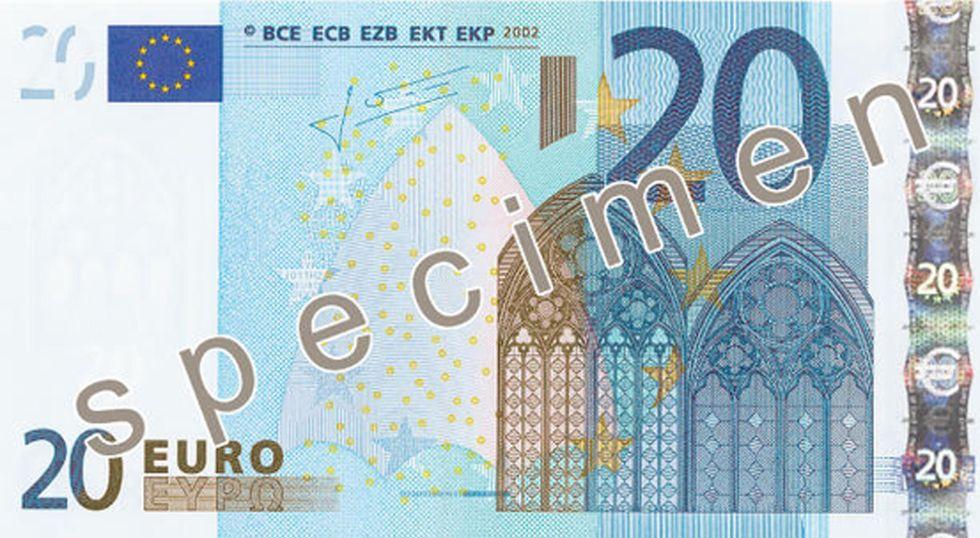 Intervista (immaginaria) alla banconota da 20 euro