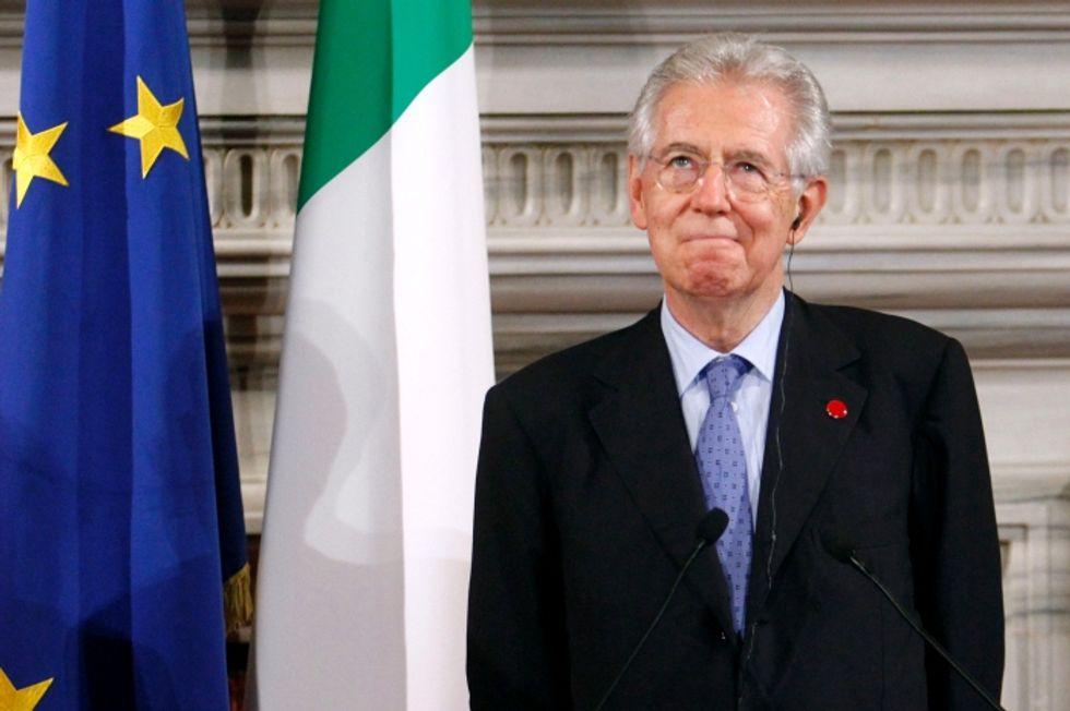 Un anno di Monti: l'analisi economica
