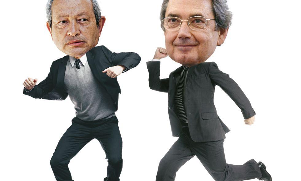 E se al posto di Sawiris in Telecom arrivasse Cdp?