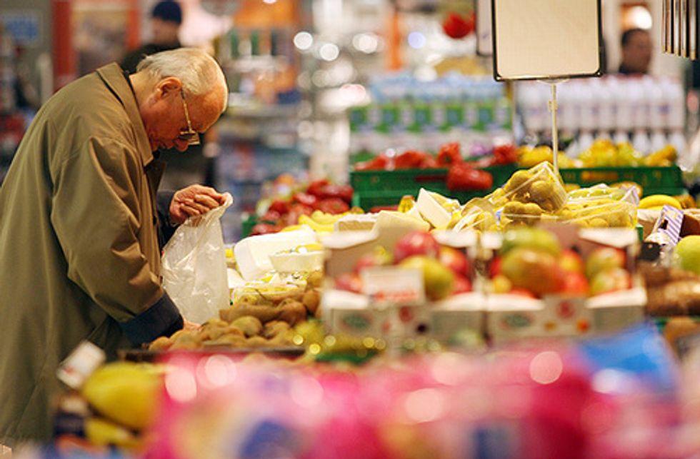Se un pensionato su due vive con meno di 1.000 euro al mese