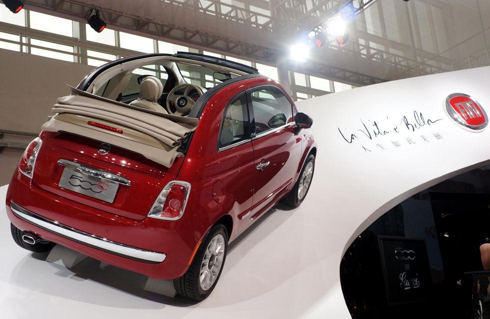 Fiat 500, tutti i numeri del successo