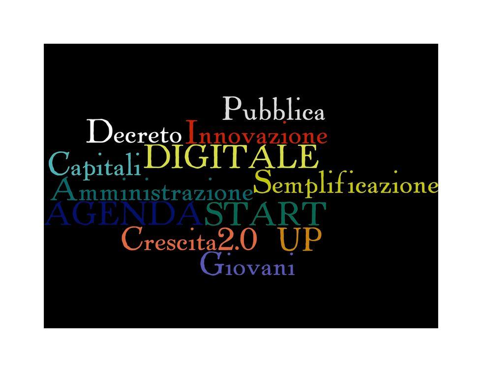 Agenda Digitale, cinque giorni per sperare