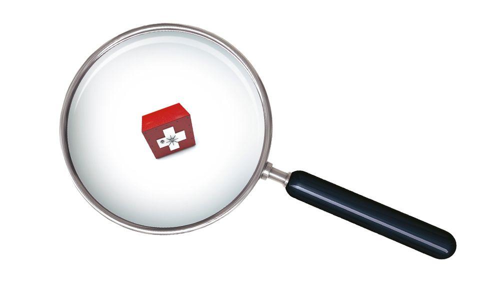 Capitali trasferiti all'estero: tesoro svizzero sempre più mini