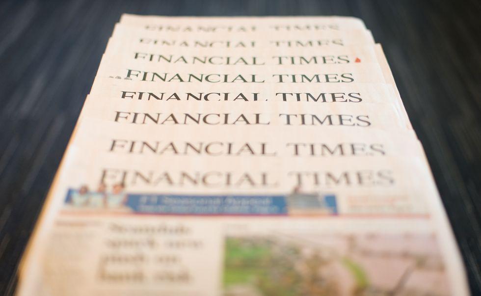La lettera di Babbo Natale del Financial Times