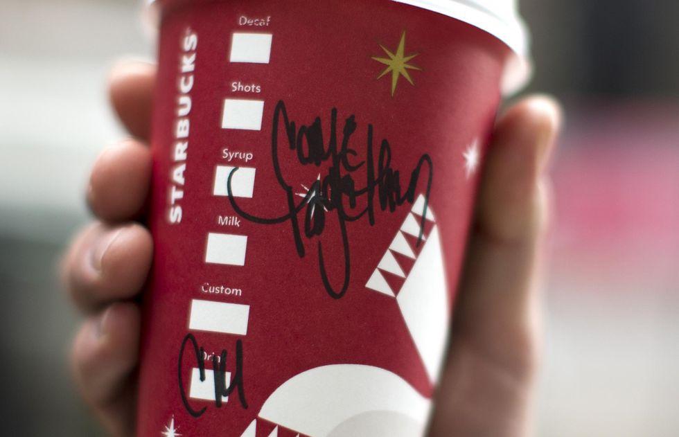 Starbucks, il caffé combatte il Fiscal Cliff
