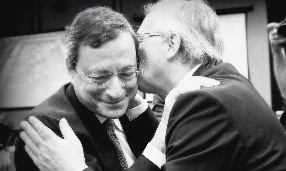 Mario Draghi, uomo dell'anno