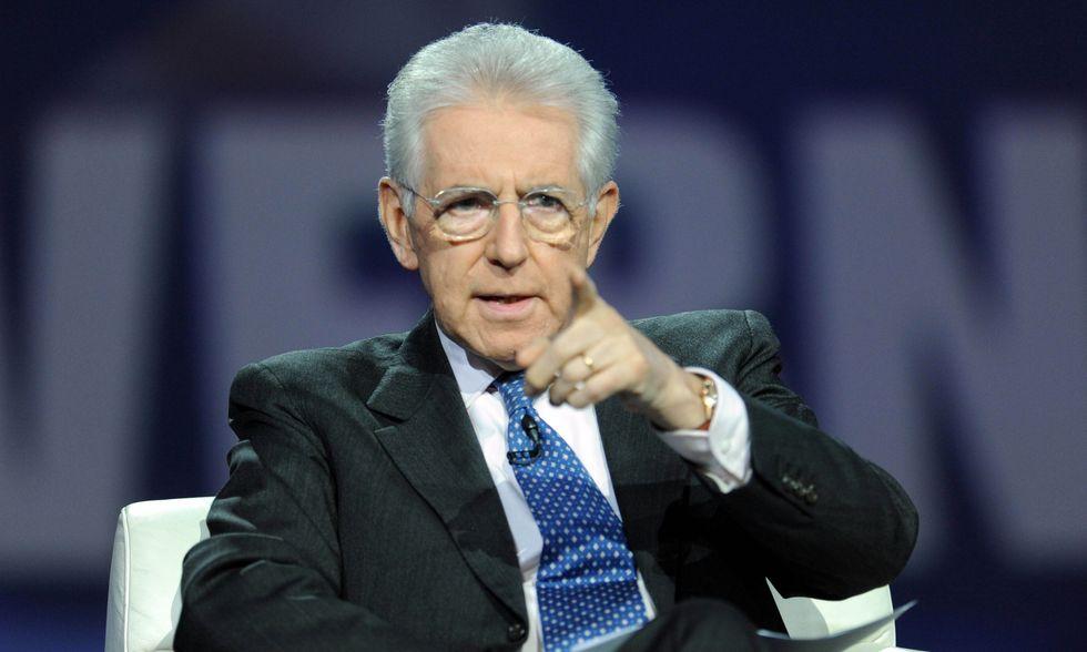 Agenda Monti: i 4 punti per la crescita