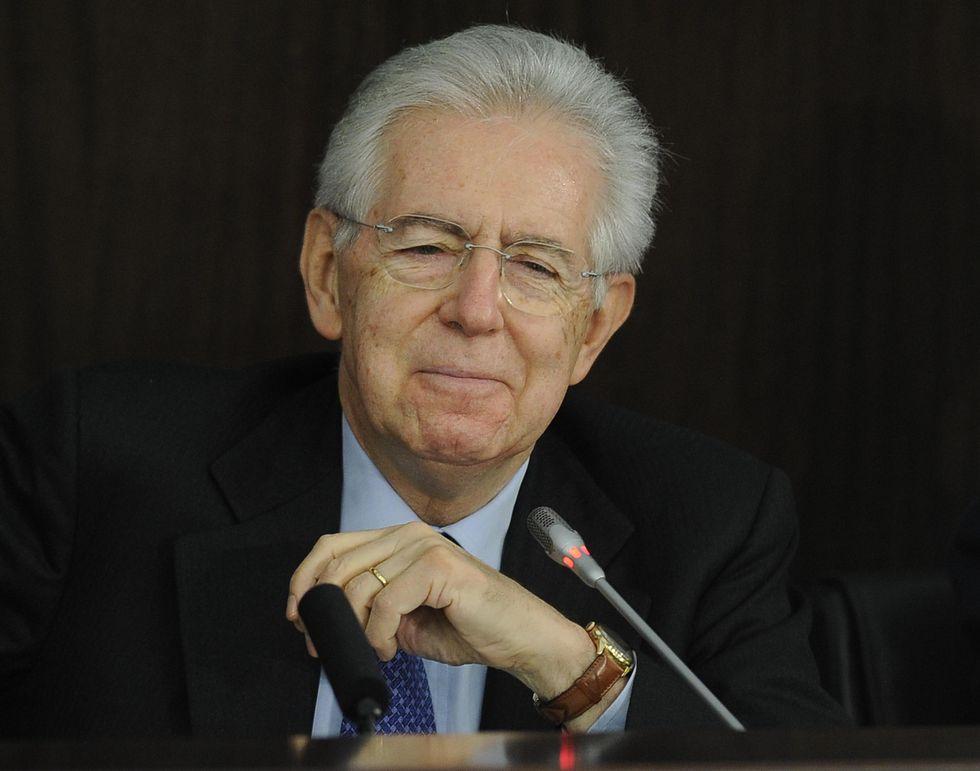 Agenda Monti: lavoro e pensioni