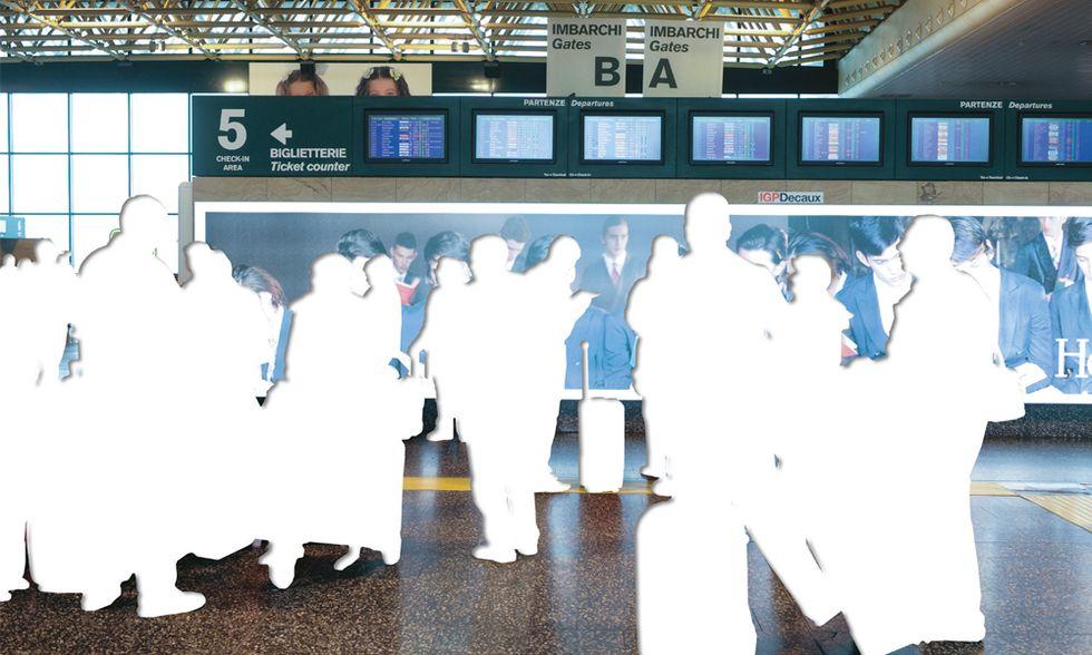 Corrado Passera e i 50 aeroporti da chiudere