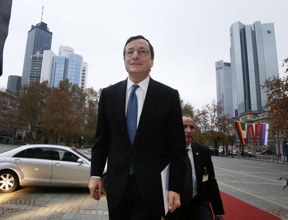 Da Mario Draghi a Maria Cannata, i protagonisti dell'economia nel 2012