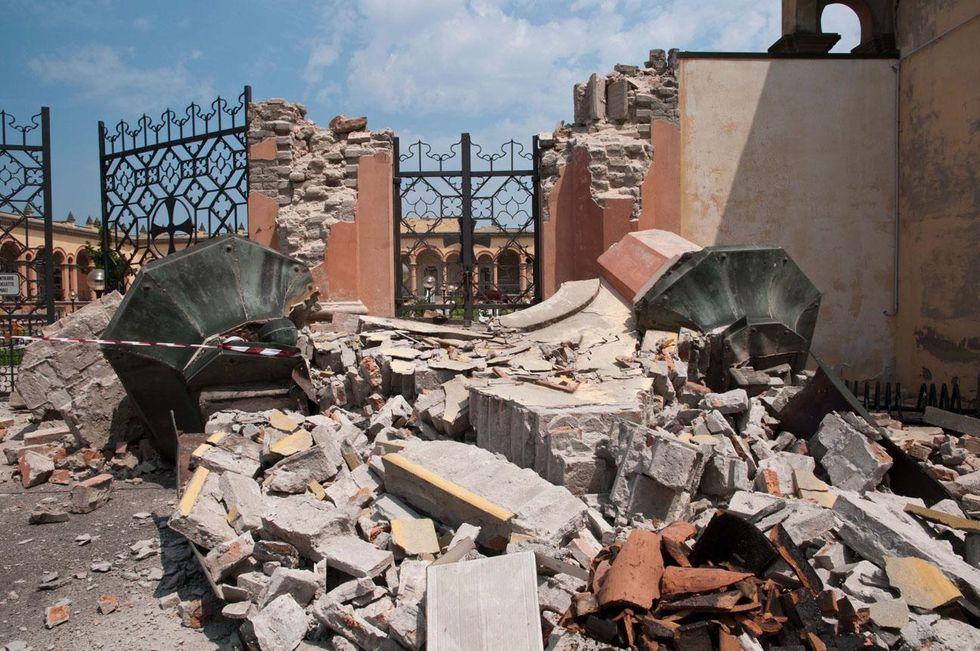 Il sisma è una punizione divina