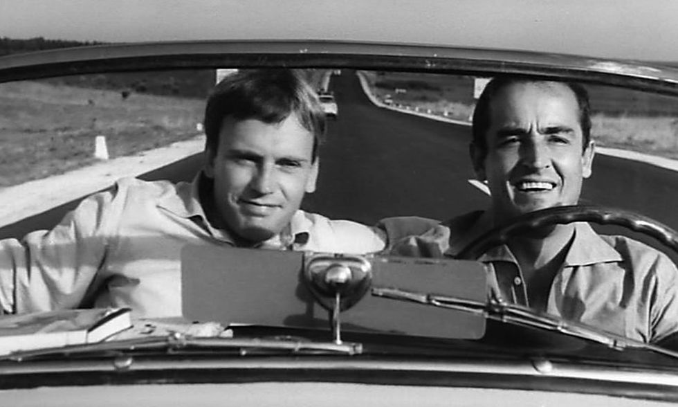 Da On the road a Thelma & Louise, i road movie nella storia del cinema