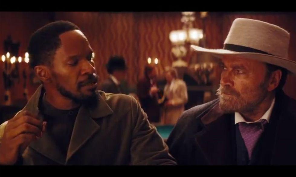 Django Unchained, il trailer del nuovo film di Tarantino