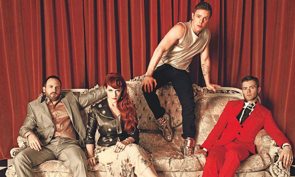 Scissors Sister, la band che accende Bono e Lady Gaga
