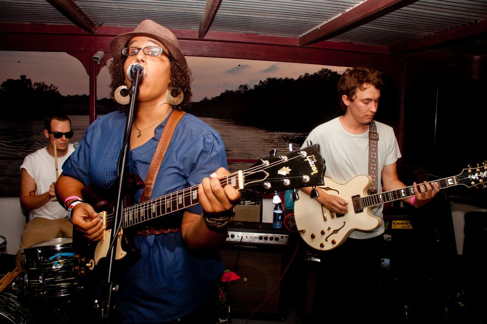 Alabama Shakes: la band del 2012