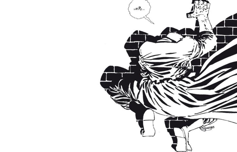 """""""Sin City, l'arte"""" di Frank Miller: capolavoro in bianco e nero"""
