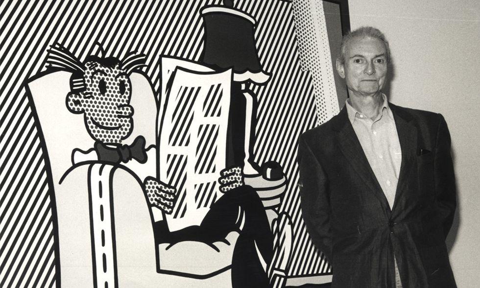 Arte, Roy Lichtenstein all'Art Institute di Chicago