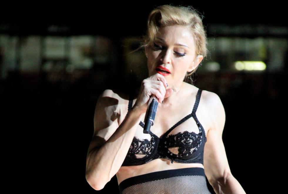 """Madonna a Milano, """"MDNA Tour"""": è solo l'inizio, non l'inizio della fine"""