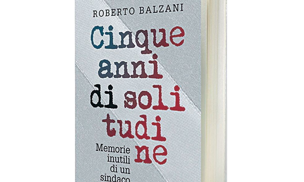 Roberto Balzani. La solitudine del cittadino numero uno