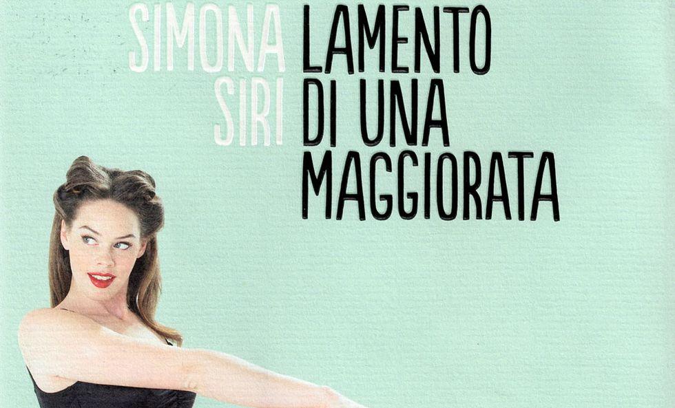 """""""Lamento di una maggiorata"""", Simona Siri e il problema del seno grosso"""