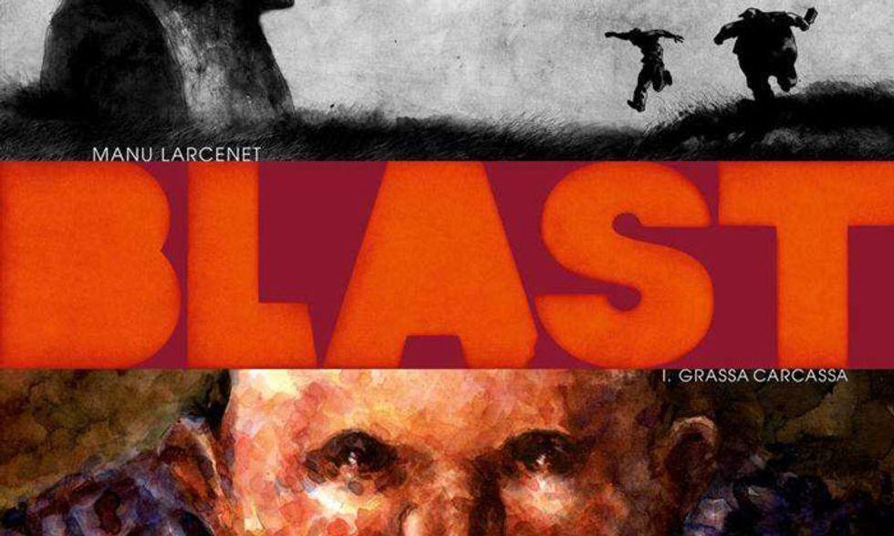 """""""BLAST 1 - Grassa carcassa"""" : una storia di dissoluzione e sperimentazione"""