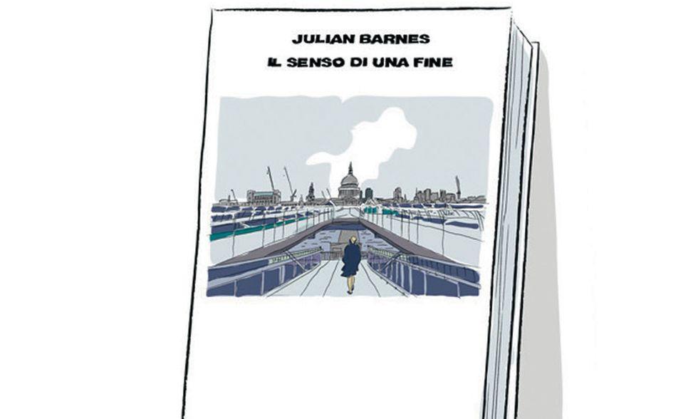 """""""Il senso di una fine"""" di Julian Barnes"""