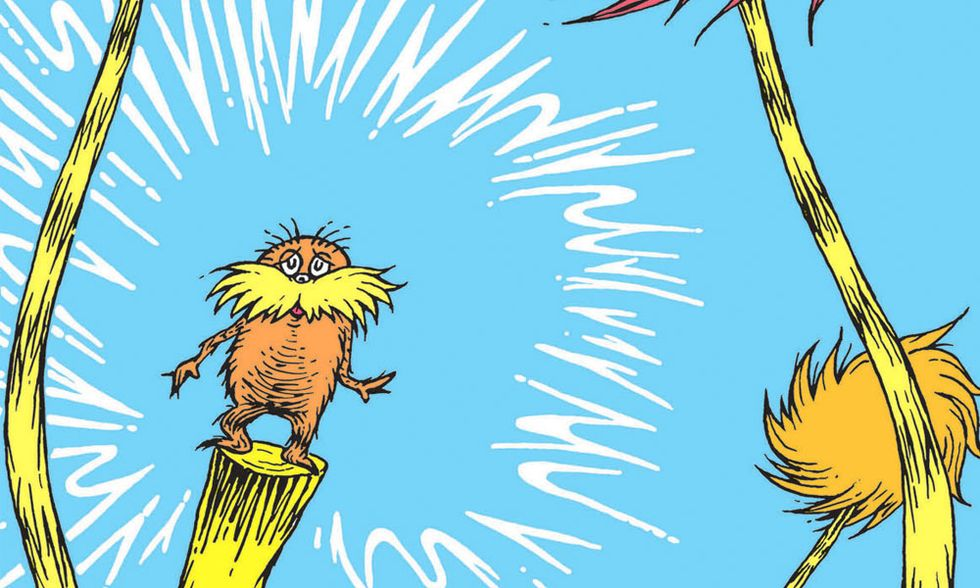 Il Lorax, il nuovo personaggio di Dr. Seuss vi aspetta al cinema e in libreria