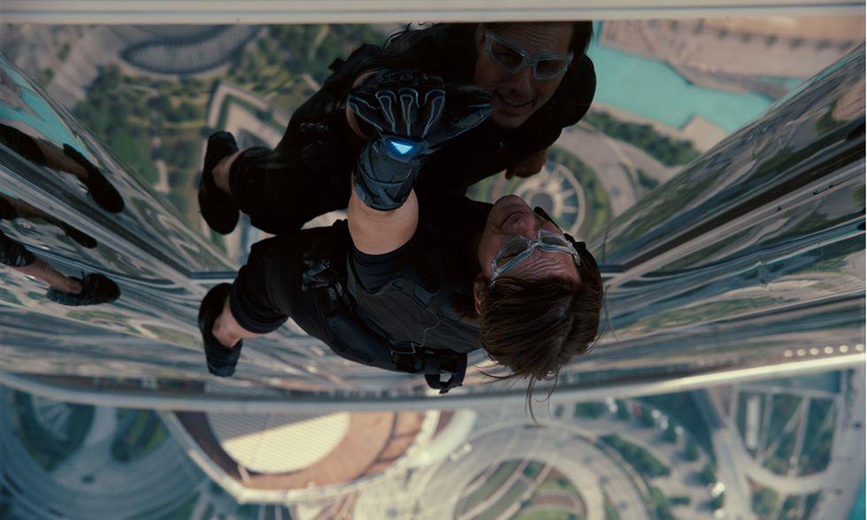 Dvd in edicola con Panorama, Mission: Impossible Protocollo fantasma