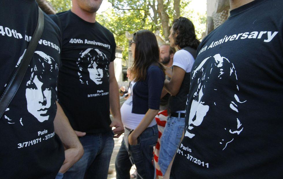 Doors: in tour con il nuovo Jim Morrison