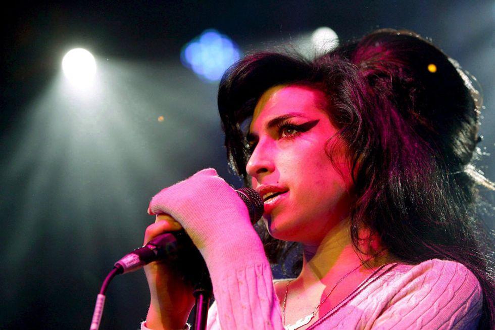 Amy Winehouse in un libro scritto dal padre