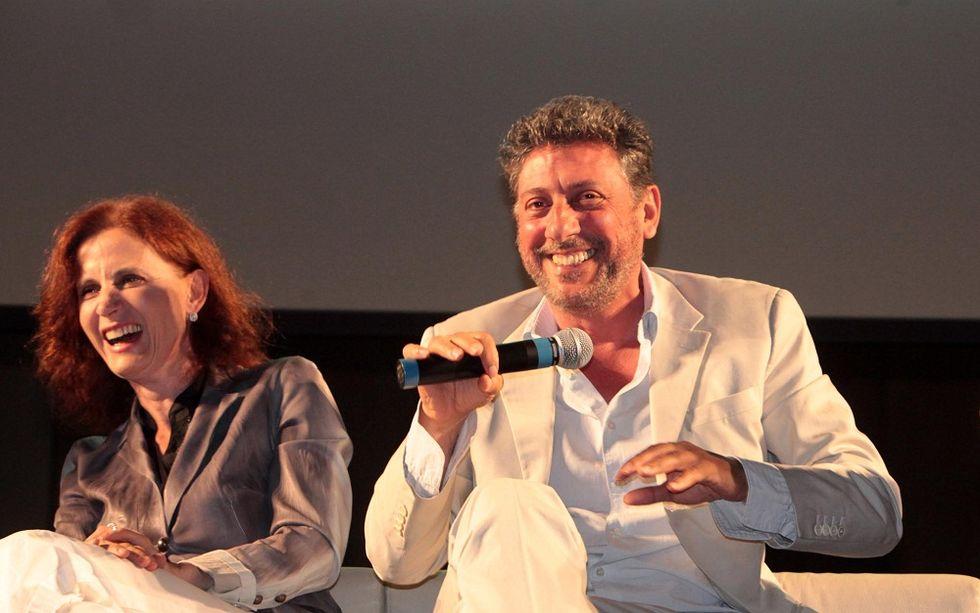 """Sergio Castellitto: """"Porto al cinema i libri di Margaret perché è un bel modo di parlarci"""""""