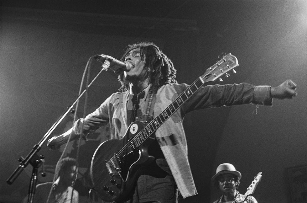 Bob Marley, 36 anni senza - I tre album fondamentali