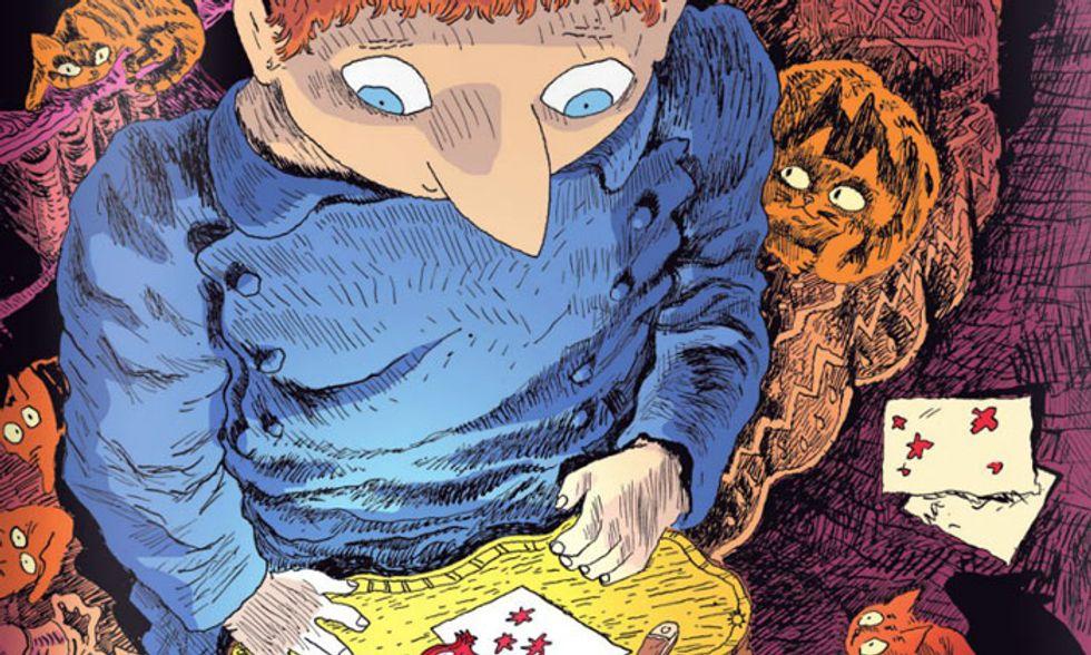 """""""Chagall in Russia"""": un volo pindarico a fumetti tra visioni e realtà"""