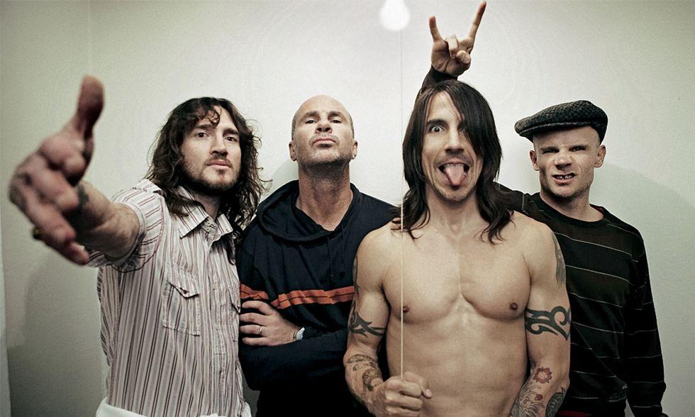 Red Hot Chili Peppers: siamo la voce del California style