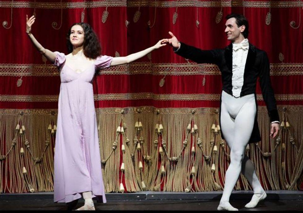 Petra Conti, l'Anna Magnani della danza