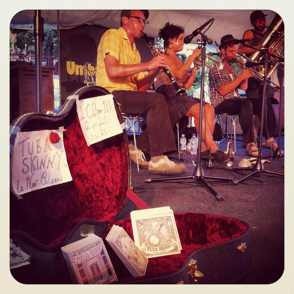 Umbria jazz: Perugia come una piccola New Orleans