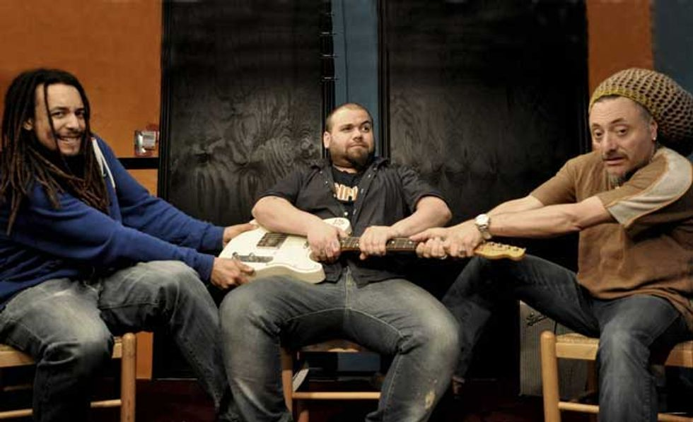Zibba, Raphael e Bunna a Panorama Unplugged