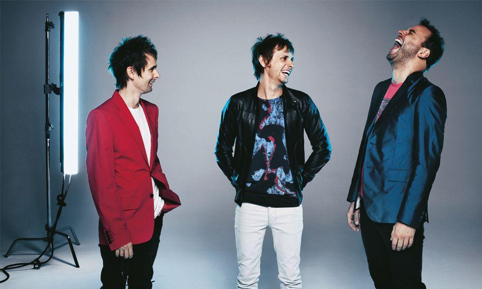 Muse, la colonna sonora del mondo che va a rotoli