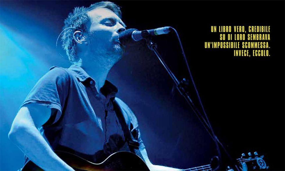 """Arcobaleni sonori: James Doheny, """"Radiohead - La storia le canzoni"""""""