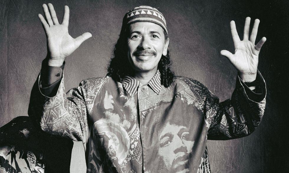 Santana: il mio nome è Carlos Santone