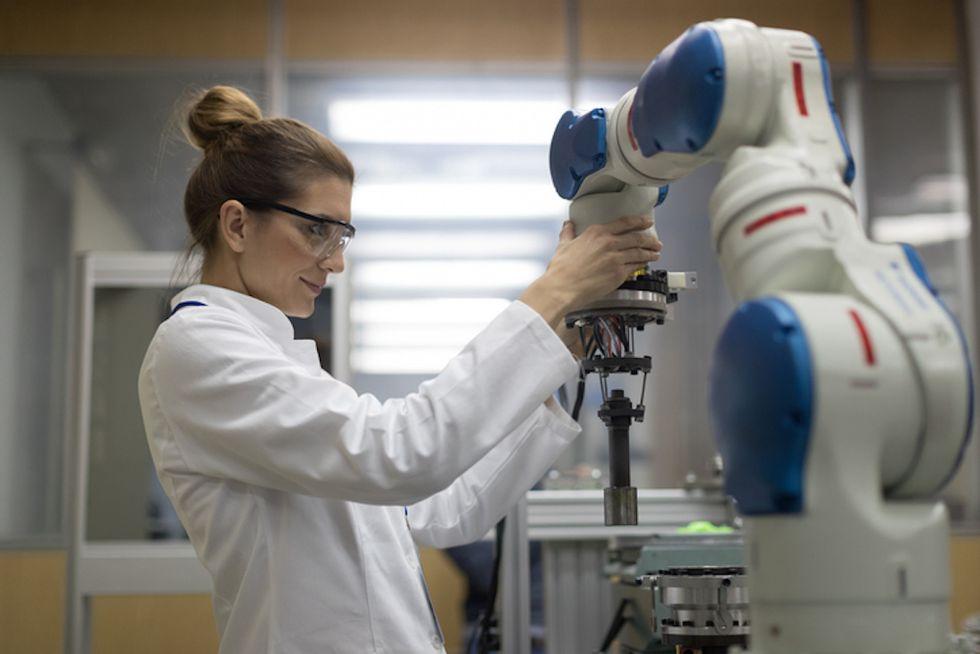 Robot collaborativi