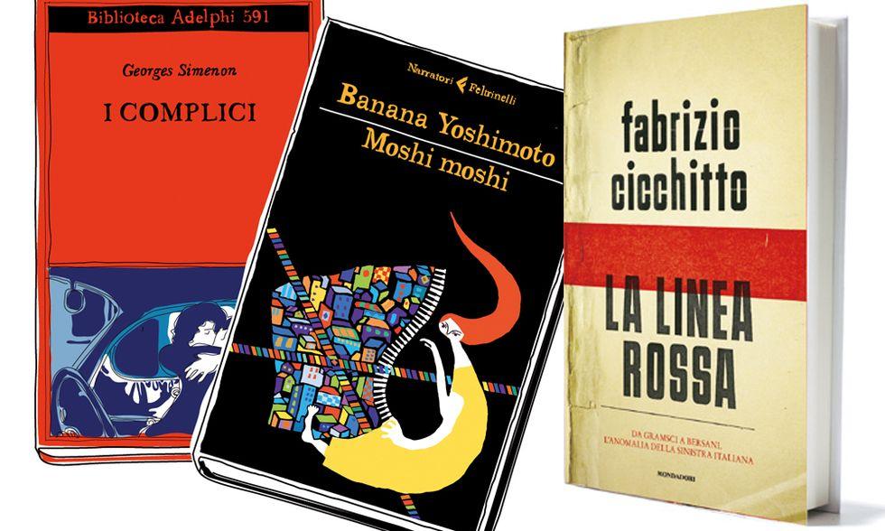 """""""I complici"""" di Georges Simenon. Il poliziesco è un noir"""