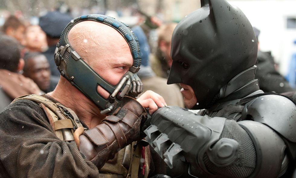 Batman, la maledizione del Cavaliere Oscuro