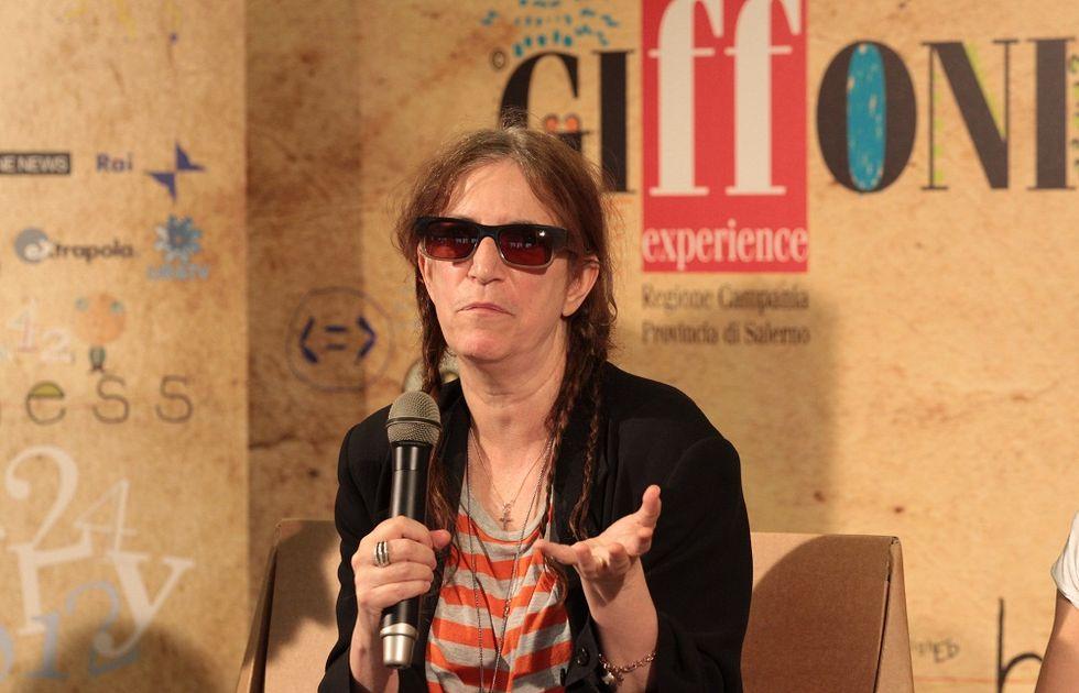 """Patti Smith: """"Il mio sogno? Fare un film su un angelo"""""""