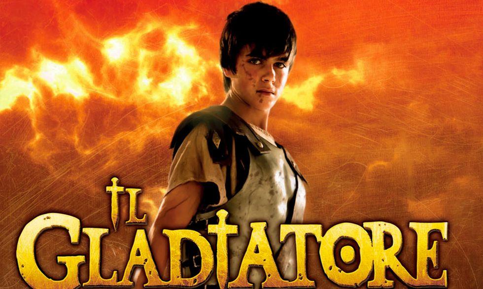 """""""Il Gladiatore. La lotta per la libertà"""", la nuova saga per ragazzi di Simon Scarrow"""