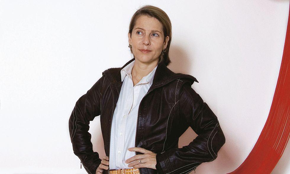 Paola Antonelli, lady design al Moma