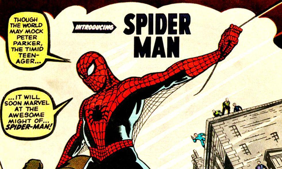 Cinquant'anni di Spider-Man - Le storie più belle